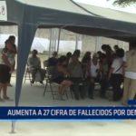 Piura: Aumenta a 27 cifra de fallecidos por dengue