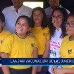 Laredo: Lanzan semana de Vacunación en las Américas 2017