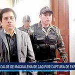 Magdalena de Cao: Alcalde pide pronta captura de exfuncionario edil