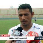 Mannucci: Carlistas se ponen a punto para enfrentar al Sport Boys