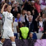 Champions League: Real Madrid gana con triplete de CR7 a colchoneros