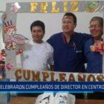 Laredo: Denunciaron cumpleaños de director en centro de salud