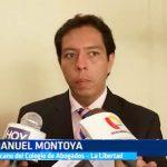 """Montoya: """"Estoy dispuesto a escuchar críticas y sugerencias"""""""