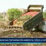 Moche: Denuncian contaminación ambiental cerca a Curva de Sun