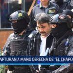 """México: Capturan a mano derecha de """"El chapo"""" Guzmán"""""""