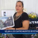 Honduras: Velan a los cuatro muertos de estampida