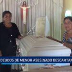 La Esperanza: Deudos de menor asesinado descartan asalto