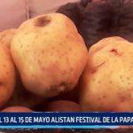 "La Libertad: Del 13 al 15 de mayo se preparan para el ""festival de la papa"" de Julcán"