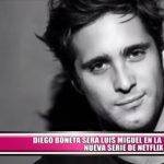 Diego Boneta será Luis Miguel en nueva serie de Netflix