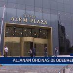 Argentina: Allanan oficinas de Odebrecht