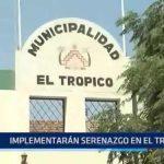 Huanchaco: Implementan Seguridad Ciudadana en el Trópico