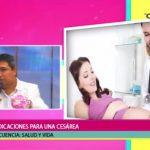 Indicaciones para una cesárea