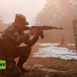 Así se entrenan los psicólogos militares rusos