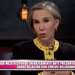 Florinda Meza responde enérgicamente ante pregunta sobre su relación con Carlos Villagrán