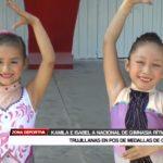 Gimnasia rítmica: Trujillanas en pos de medallas de oro