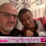 Jonathan Maicelo recibe el apoyo de artistas peruanos tras perder por nocaut