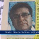 Informe: Investigan crimen contra el juez de Paz