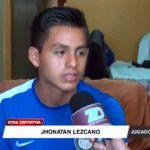 Jhonatan Lezcano es la nueva revelación del fútbol