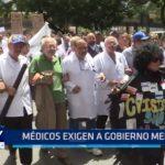 Venezuela: Médicos exigen medicinas