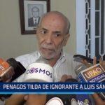 MPT: Penagos tilda de ignorante a Luis Sánchez
