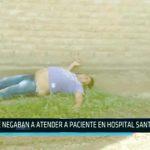 El Porvenir: Se negaban a atender a paciente en hospital Santa Isabel