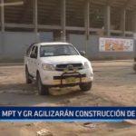Trujillo: MPT y GRLL agilizarán reconstrucción de pistas en la ciudad