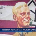 Sudáfrica: Polémica a causa de carteles nazis en universidad