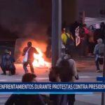Brasil: Enfrentamientos durante protestas contra presidente Temer