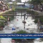 Iquitos: Exigen construcción de alcantarillado en Punchana