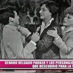 Genaro Delgado Parker y los personajes que descubrió para la televisión peruana