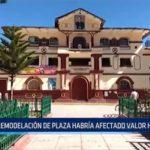 Santiago de Chuco: Remodelación de Plaza de Armas habría afectado valor histórico