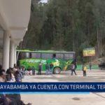 Pataz: Tayabamba ya cuenta con terminal terrestre