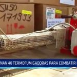 La Libertad: Asignan 40 termofumigadoras para combatir el dengue