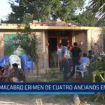 Chao: Macabro crimen de 4 ancianos