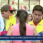 Ciudadanos venezolanos rehacen sus vidas en Trujillo