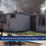 """La Libertad: """"No hay eficacia en detección de dengue y leptospirosis"""""""