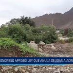 Congreso del Perú aprobó ley que anula deudas a agricultores