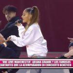 """""""One Love Manchester"""": Ariana Grande y los famosos cantantes que la acompañaron en concierto benéfico"""