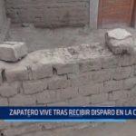 El Porvenir: Zapatero vive tras recibir disparo en la cabeza