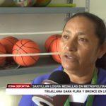 Atleta trujillana gana plata y bronce en Lima