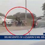 Piura: Delincuentes se llevaron 12 mil dólares