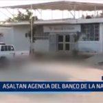 Sullana: Asaltan agencia del Banco de la Nación