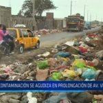 Trujillo: Contaminación se agudiza en prolongación de avenida Villarreal