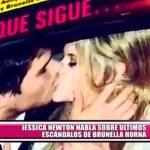 Jessica Newton habla sobre últimos escándalos de Brunella Horna