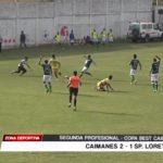 Caimanes 2 – 1 Sport Loreto