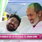 """Culmina rodaje de la película """"El gran León"""""""