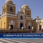 Trujillo: Elaboran plan de seguridad por visita del papa Francisco