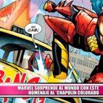 """Marvel sorprende al mundo con homenaje al """"Chapulín Colorado"""""""