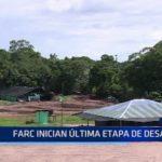 Colombia: Las FARC inician última etapa de desarme