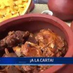 Piura: Exposición gastronómica